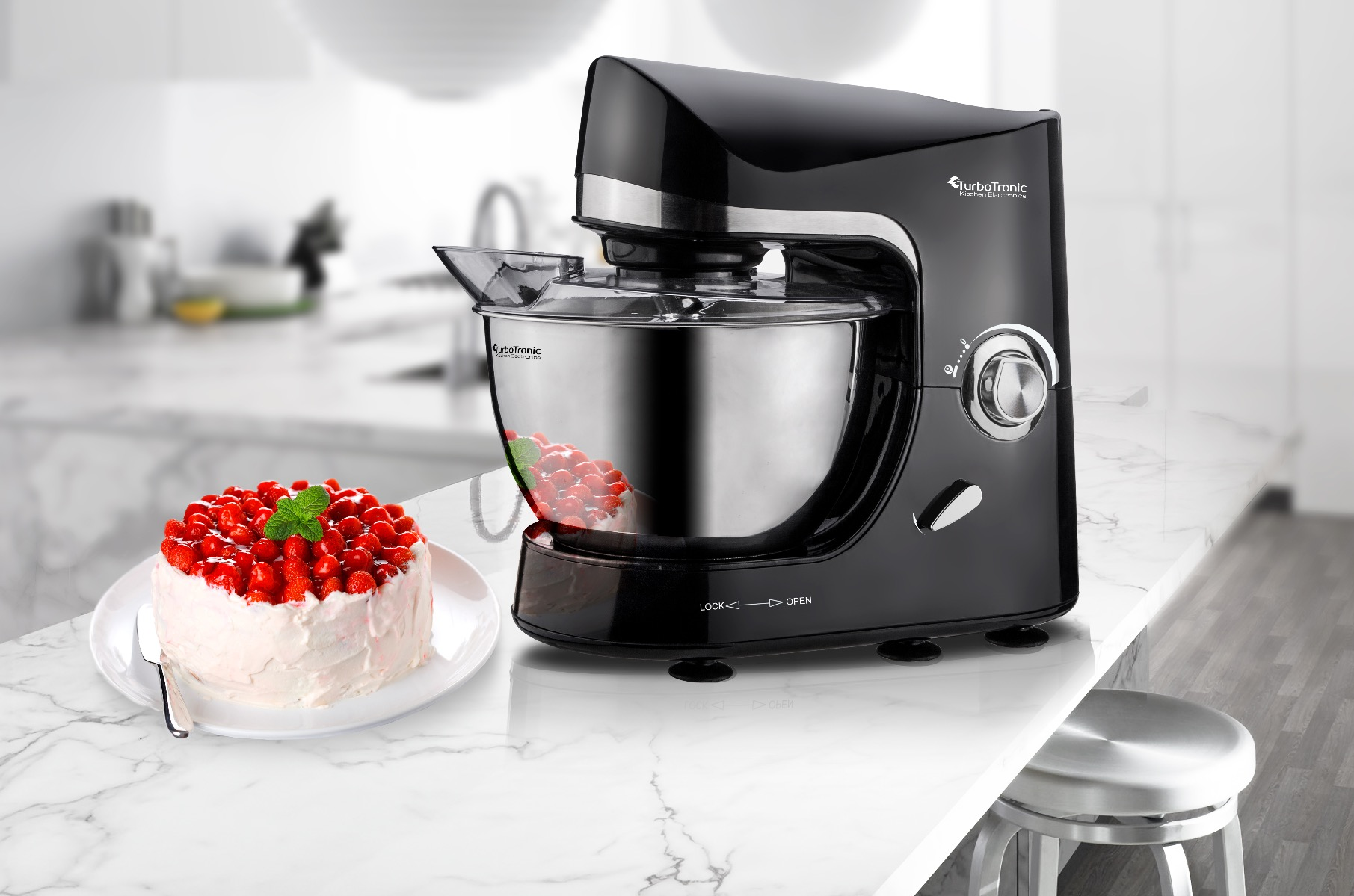 Pro-mix keukenmachine Turbotronic TT-002